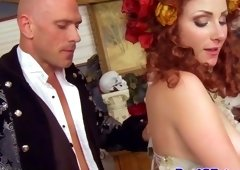 Raunchy housewife milf loves to get screwed