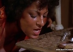 Pam Grier Showed Scenes