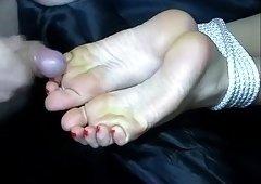 Foot Job bondage2.