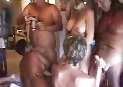 Grown-up Swingers Orgy in Florida