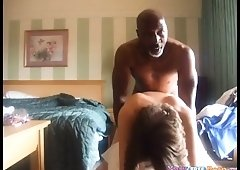 Cuckold Housewife Tries A BBC