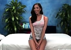 Hot and plus sexy 18 year old Angelica acquires fucked hard by her