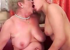 Grannies & Pretty Teens Compilation